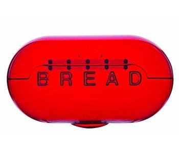 Broodtrommel - Rood