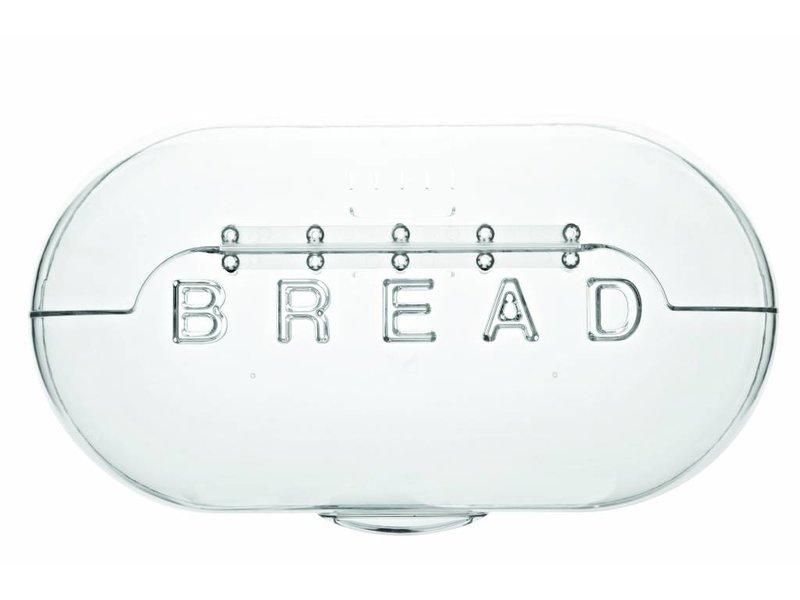 Viceversa Broodtrommel - Transparent