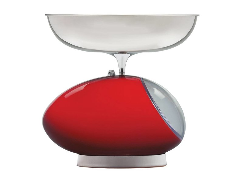 Viceversa Keukenweegschaal Tix - Rood