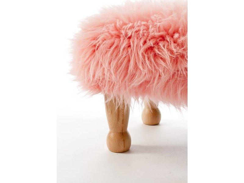 Baa Stool Angharad - Baby Pink