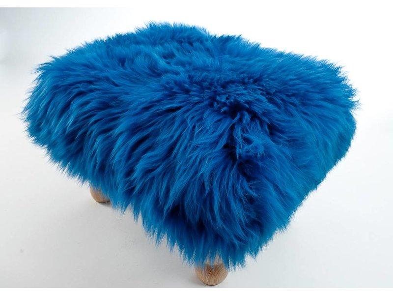 Baa Stool Angharad - Cornflower Blue