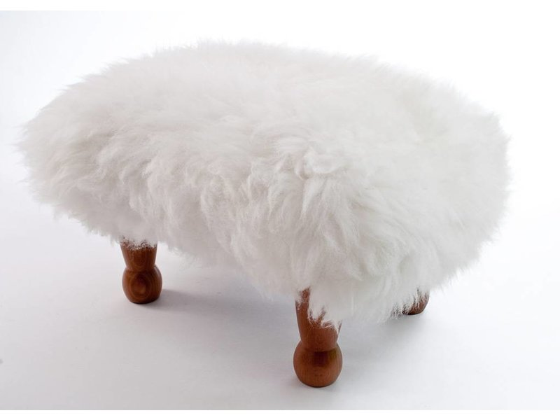 Baa Stool Anwen - Natural Ivory