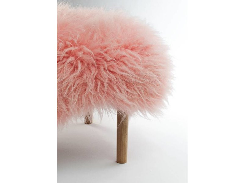 Baa Stool Bethan - Baby Pink
