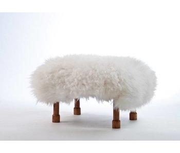 Delyth - Natural Ivory