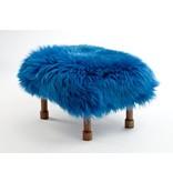 Baa Stool Delyth - Cornflower Blue