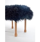 Baa Stool Megan - Coal Black