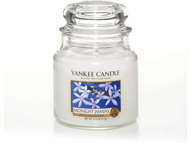 Yankee Candle Midnight Jasmine - Medium Jar