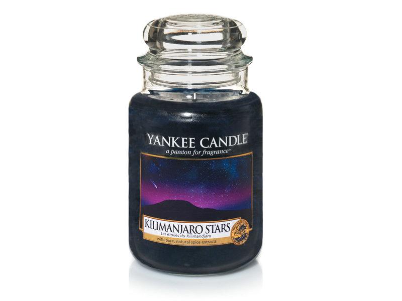 Yankee Candle Kilimanjaro Stars - Large Jar