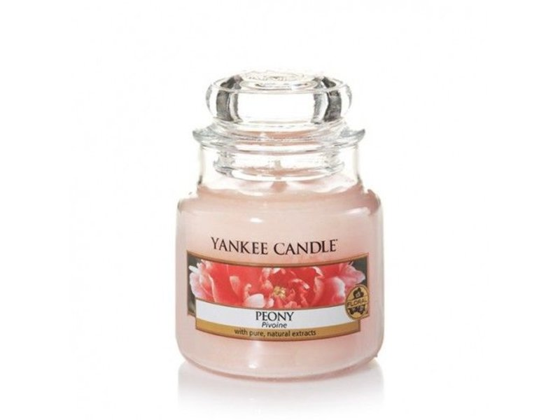 Yankee Candle Peony - Small Jar