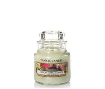 Lemongrass & Ginger - Small Jar