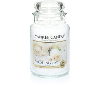 Wedding Day - Large Jar