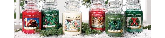 Kerstcollectie Jar Candles