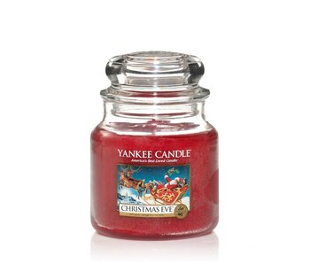 Christmas Eve - Medium Jar