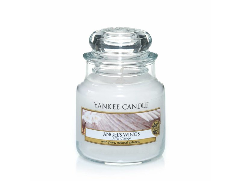 Yankee Candle Angel's Wings - Small Jar