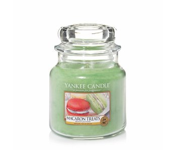 Macaron Treats - Medium Jar