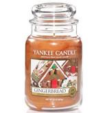 Yankee Candle Gingerbread - Large Jar