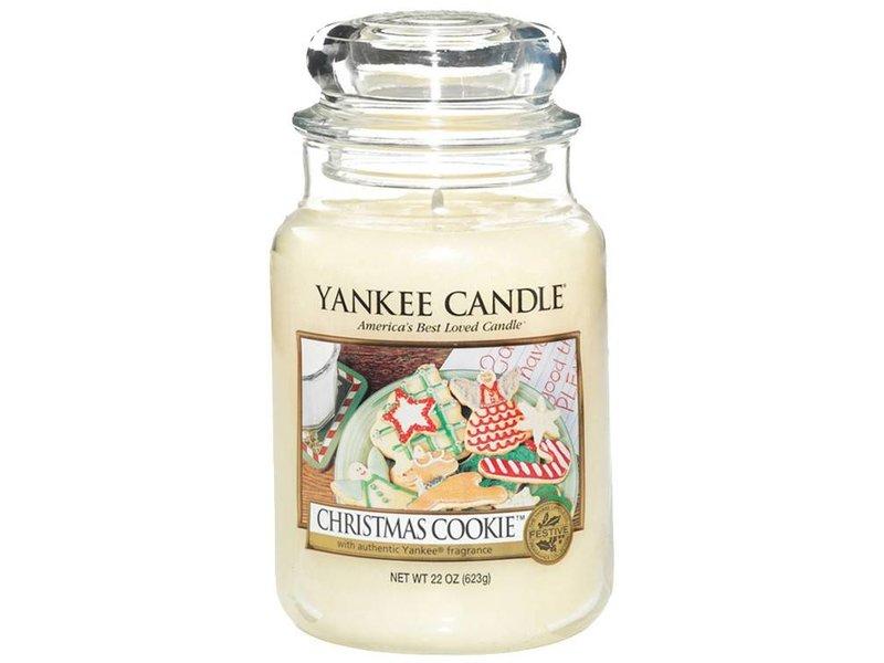 Yankee Candle Christmas Cookie - Large Jar