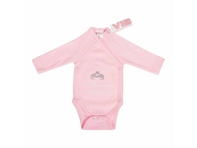 Very Important Baby Romper Ik Ben Een Prinsesje! – Roze