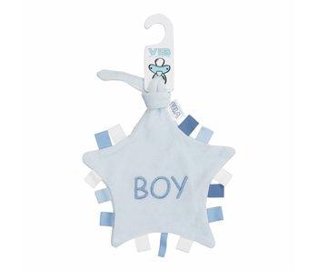 Tutteldoekje Boy – Licht Blauw