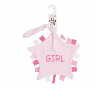 Tutteldoekje Girl – Roze