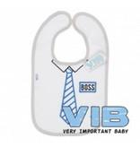 Very Important Baby Slabber BOSS – Wit
