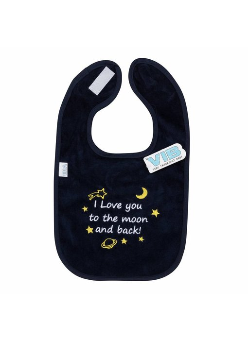 Slabber I Love You To The Moon And Back – Navy