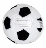 Very Important Baby Knuffel Mijn Eerste Voetbal – Wit/Zwart