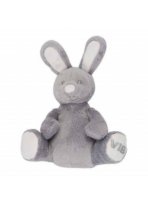 Knuffel Pluche Konijn Rabbit - Grijs