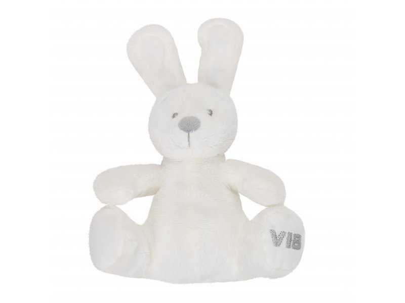 Very Important Baby Knuffel Pluche Konijn Rabbit - Wit