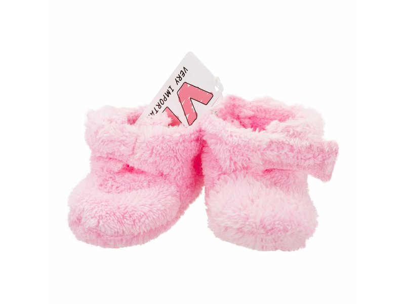 Very Important Baby Booties - Roze