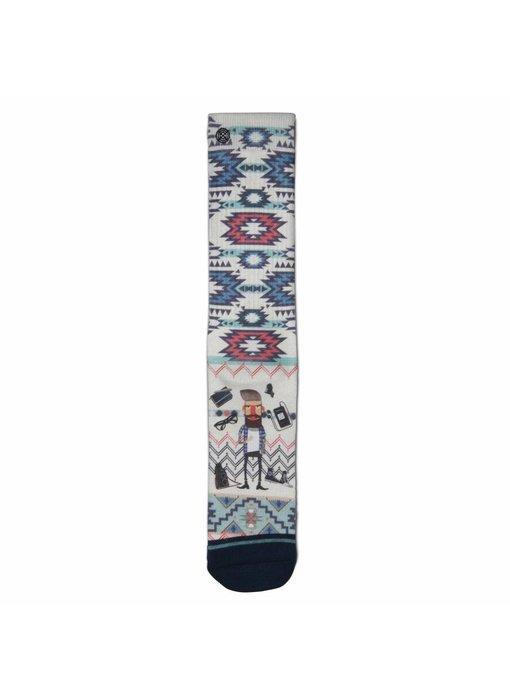 Socks XPOOOS Aztec