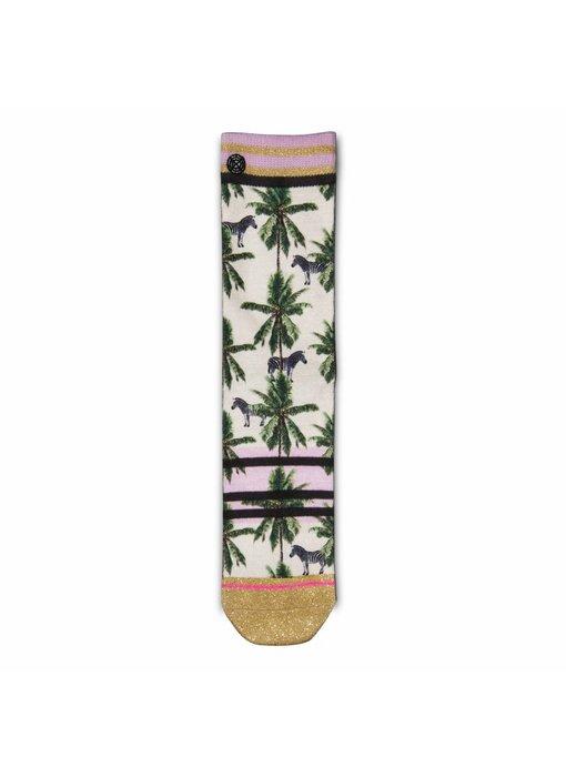 Socks XPOOOS Palm Tree