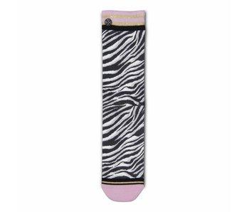 Socks XPOOOS Zebra Stripes