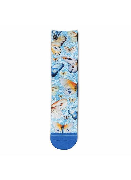 Socks XPOOOS Xamena Blue