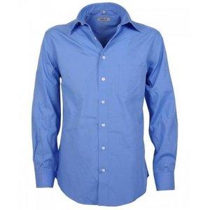 Arrivee Arrivee hemd LM blauw 53/54 6XL