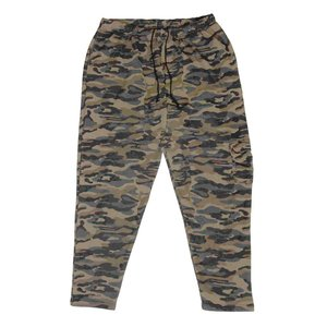 Camouflage joggingbroek 3XL