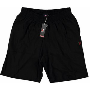 Maxfort Sweat Short Roseto zwart 2XL