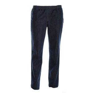 Luigi Morini Elastische jeans broek Amberg blauw Maat 32