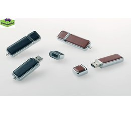 USB sticks Leather classics