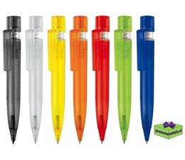 Promo pennen Big Fat Transparant