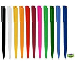 Promotie pennen Economic color