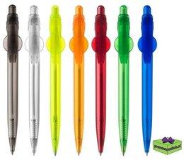 Promotie pennen Fresh ronde clip