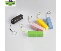 Powerbank bedrukken Slide