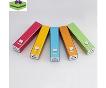 Powerbank bedrukken Shine