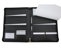 Schrijfmappen bedrukken nappa leer A4 PW8101S