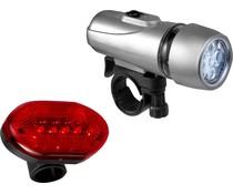 Fietslampset met logo