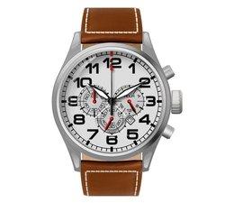 Horloge Chronograaf met logo
