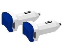 USB autoladers bedrukt Stretch
