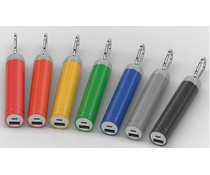 Powerbanks met logo Roller