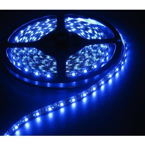 60LED Blau Orange PCB 5m IP65 Komplett